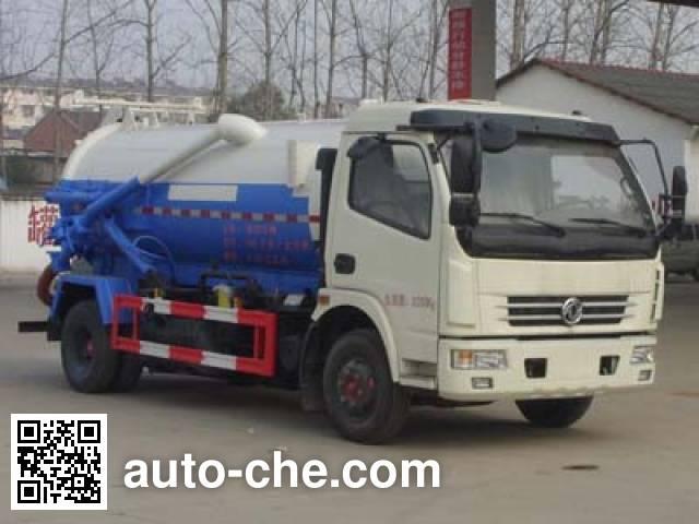 Chengliwei CLW5080GXWT5 sewage suction truck