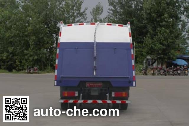程力威牌CLW5080TSLC4扫路车