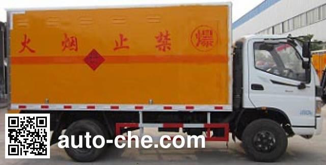 Chengliwei CLW5080XQYB5 explosives transport truck