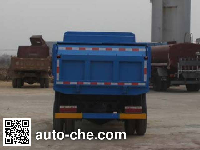 Chengliwei CLW5080XTYD5 sealed garbage container truck