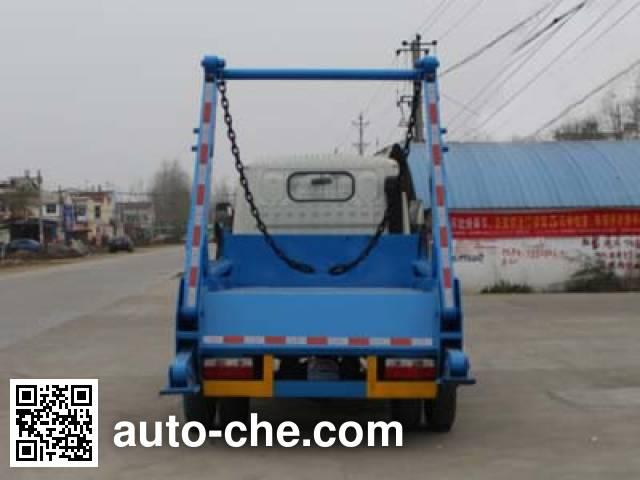 Chengliwei CLW5080ZBSD5 skip loader truck