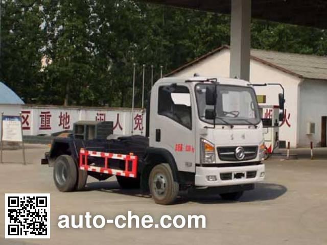 Chengliwei CLW5080ZXXE5 detachable body garbage truck