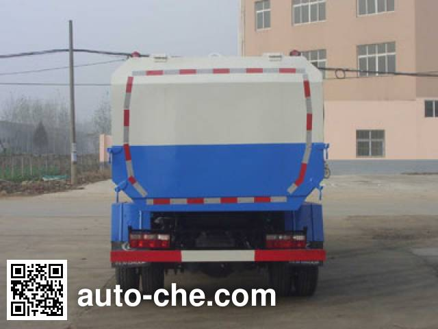 Chengliwei CLW5080ZZZD4 self-loading garbage truck