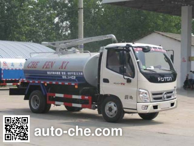 Chengliwei CLW5081GXEB5 suction truck
