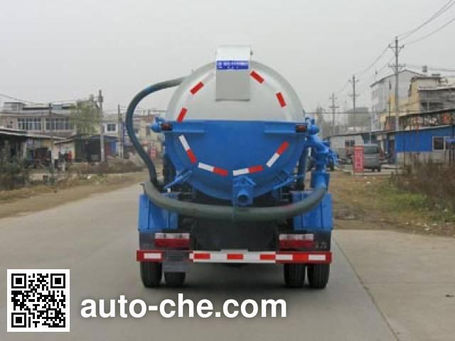 Chengliwei CLW5081GXW4 sewage suction truck