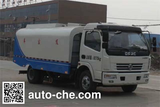 Chengliwei CLW5081TXC4 street vacuum cleaner