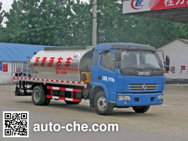 Chengliwei CLW5100GLQ4 asphalt distributor truck