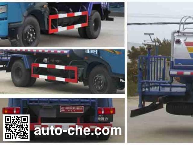 Chengliwei CLW5100GSSC4 sprinkler machine (water tank truck)