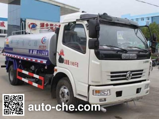 Chengliwei CLW5110GPS5 sprinkler / sprayer truck