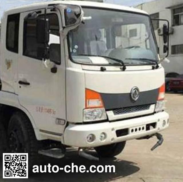 Chengliwei CLW5110GXW4 sewage suction truck