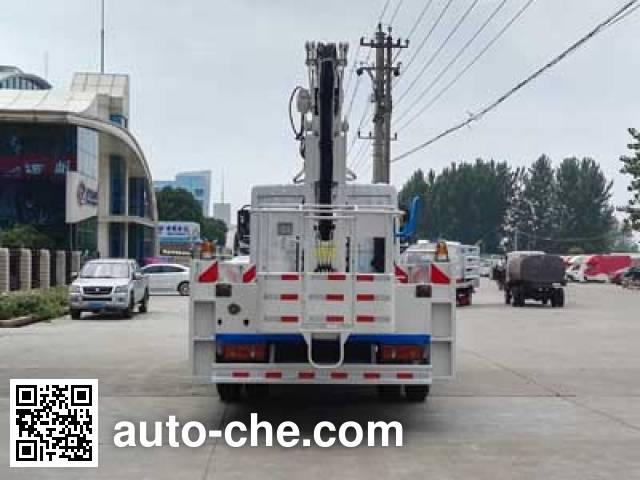 程力威牌CLW5111JGKE5高空作业车