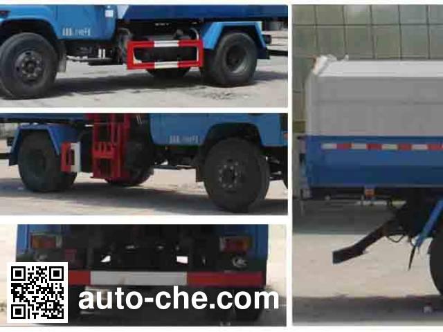 Chengliwei CLW5110ZZZT4 self-loading garbage truck