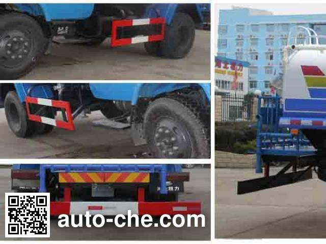 Chengliwei CLW5120GSSE5 sprinkler machine (water tank truck)
