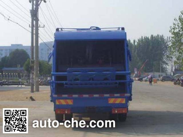 Chengliwei CLW5120ZYSE5 garbage compactor truck