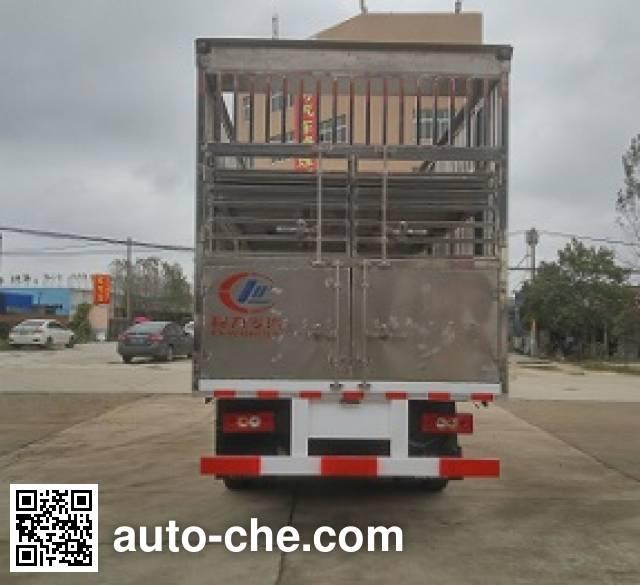 程力威牌CLW5121CCQ5畜禽运输车