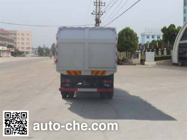 Chengliwei CLW5140ZDJE5 docking garbage compactor truck