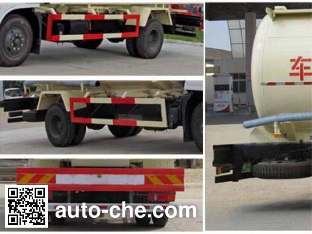Chengliwei CLW5160GFLD5 low-density bulk powder transport tank truck
