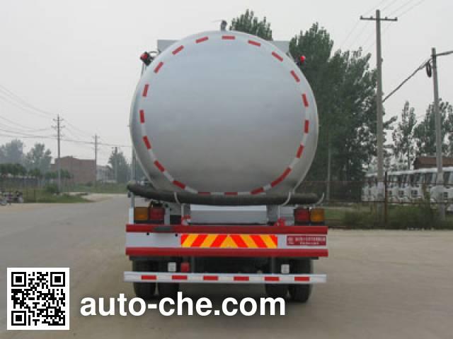 程力威牌CLW5160GFLT3低密度粉粒物料运输车