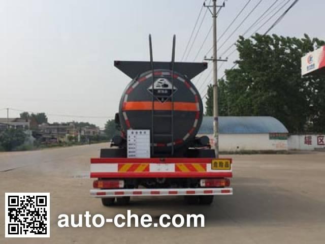 Chengliwei CLW5160GFWB5 corrosive substance transport tank truck