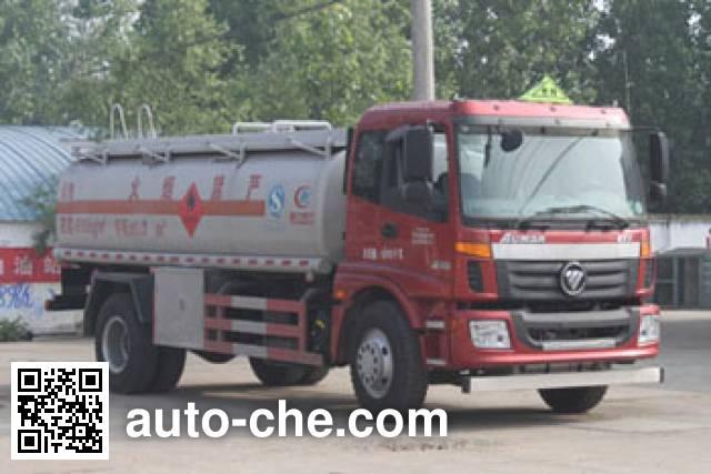 Chengliwei CLW5160GJYB4 fuel tank truck