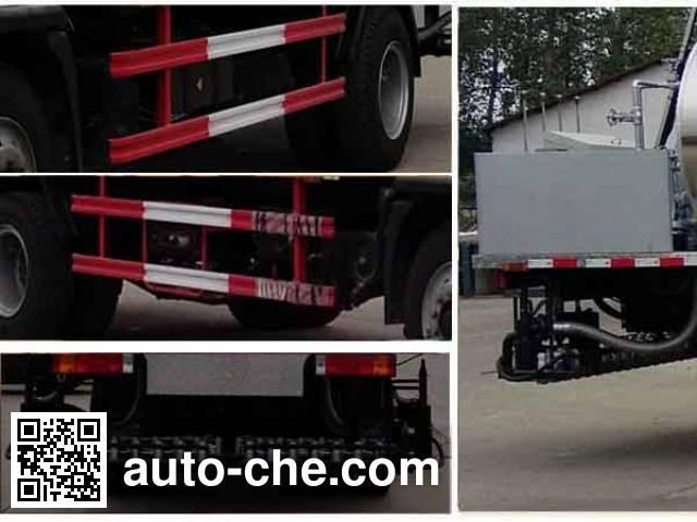 Chengliwei CLW5160GLQS5 asphalt distributor truck