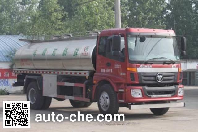 程力威牌CLW5160GNYB5鲜奶运输车