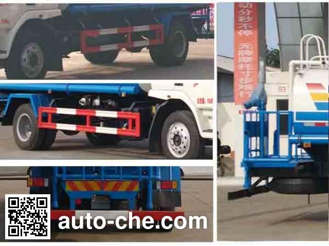 Chengliwei CLW5160GPSL5 sprinkler / sprayer truck