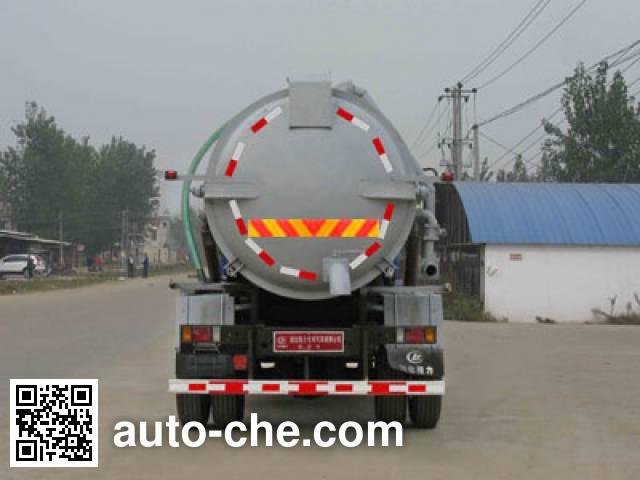 Chengliwei CLW5160GXWB4 sewage suction truck