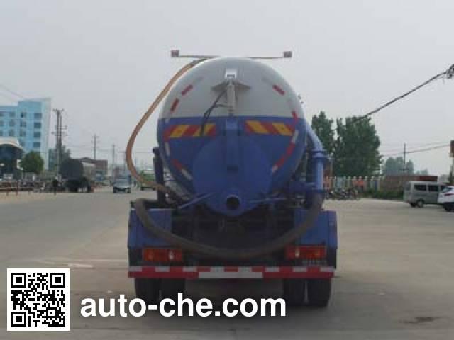 Chengliwei CLW5160GXWE5 sewage suction truck