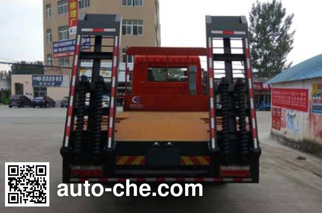 Chengliwei CLW5160TPBLH5 flatbed truck