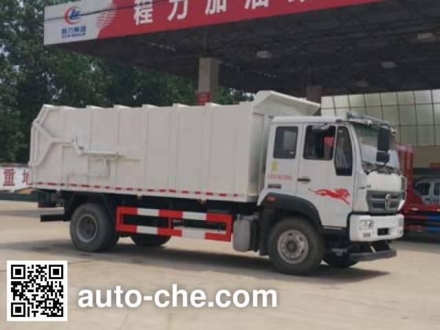 Chengliwei CLW5160ZDJZ5 docking garbage compactor truck