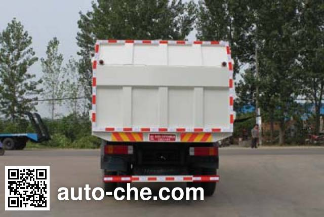 Chengliwei CLW5160ZLJC4 dump garbage truck