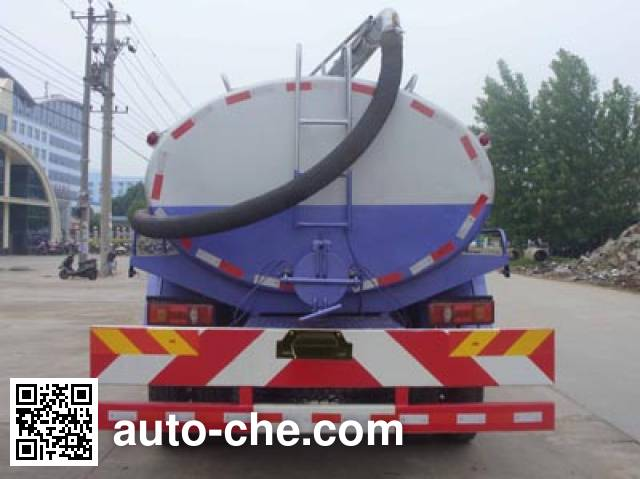 Chengliwei CLW5161GXET5 suction truck