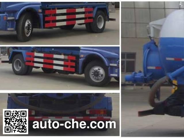 Chengliwei CLW5161GXWB5 sewage suction truck