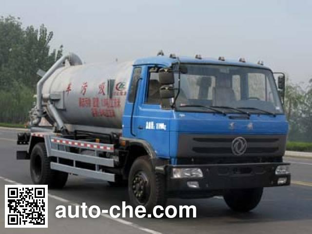 Chengliwei CLW5161GXWT4 sewage suction truck