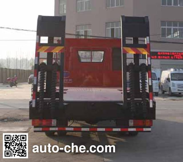 Chengliwei CLW5161TPBC5 flatbed truck