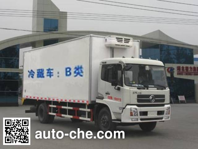 Chengliwei CLW5161XLCD5 refrigerated truck