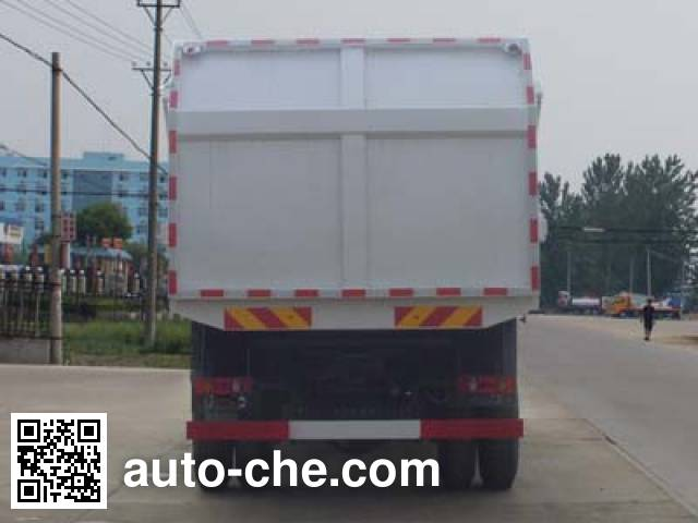 Chengliwei CLW5161ZDJD5 docking garbage compactor truck