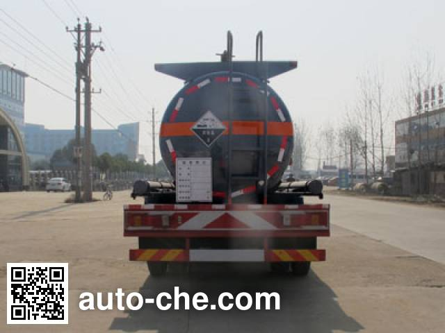 Chengliwei CLW5162GFWC4 corrosive substance transport tank truck