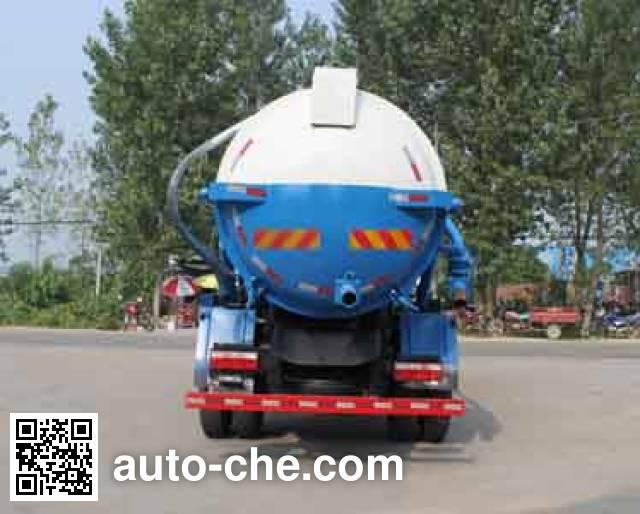Chengliwei CLW5162GXWT5 sewage suction truck