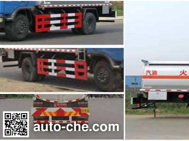 程力威牌CLW5162GYYT4运油车