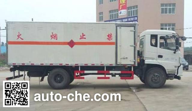 Chengliwei CLW5162XQYD5 explosives transport truck