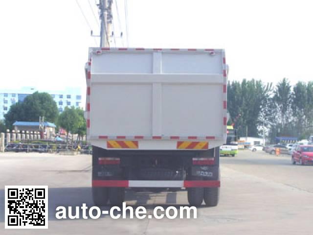 Chengliwei CLW5162ZDJT5 docking garbage compactor truck