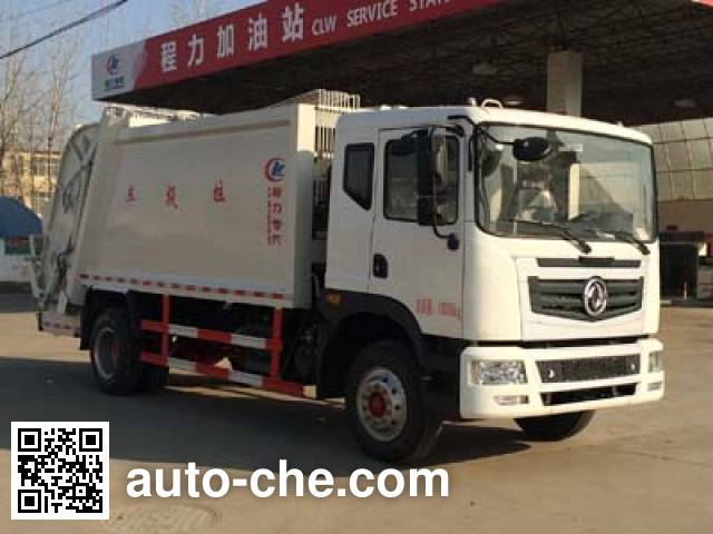 Chengliwei CLW5162ZYST5 garbage compactor truck