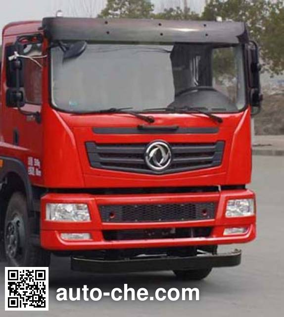 Chengliwei CLW5163GQWE5 sewer flusher and suction truck