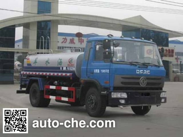 Chengliwei CLW5163GSS4 sprinkler machine (water tank truck)