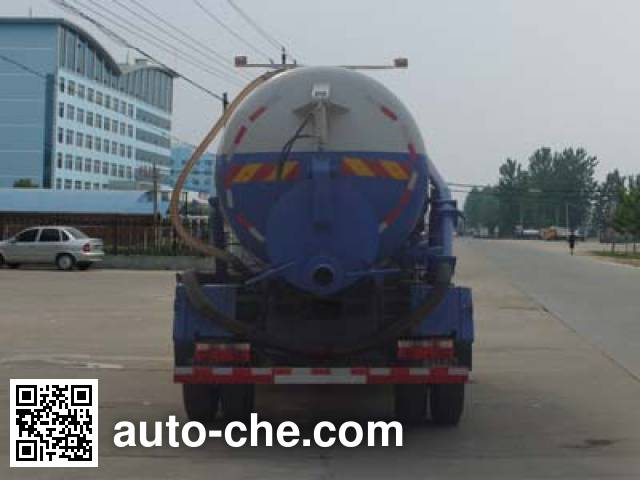 Chengliwei CLW5163GXWT5 sewage suction truck