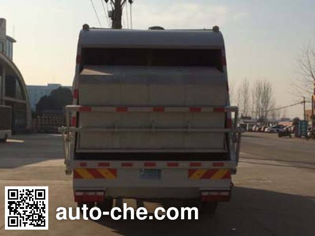 Chengliwei CLW5165ZYSD5 garbage compactor truck