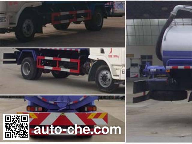 Chengliwei CLW5180GXEL5 suction truck