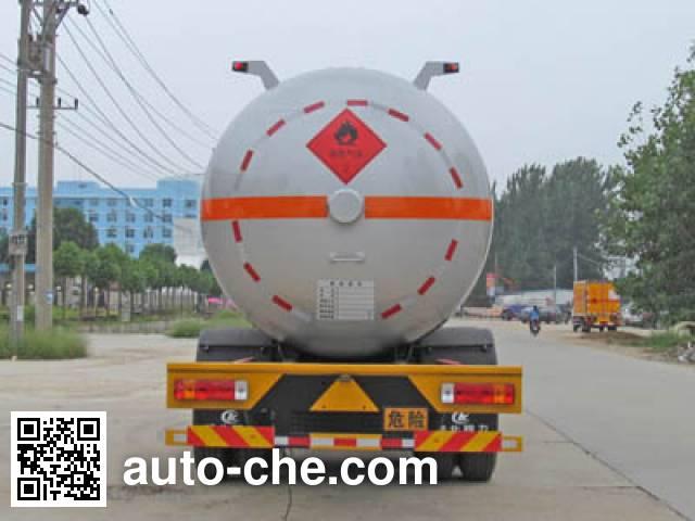 Chengliwei CLW5240GYQC4 liquefied gas tank truck